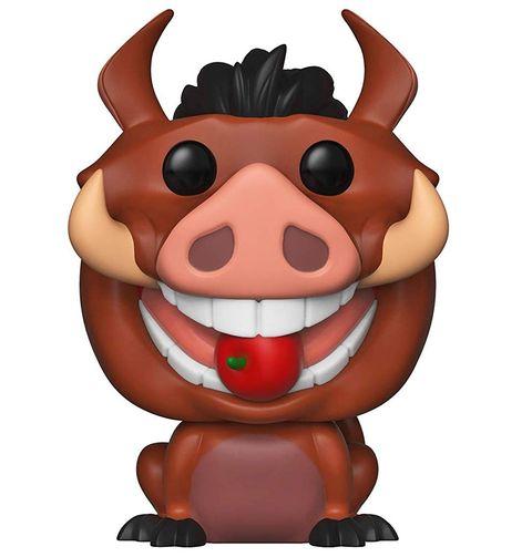 Figura Funko de Pumba de 'El Rey León' en Amazon