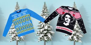 funny christmas jumpers`