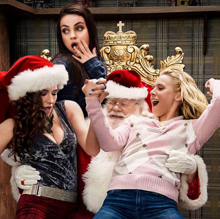 Funny Christmas Movies/Comedy Christmas Movies - A Bad Moms Christmas