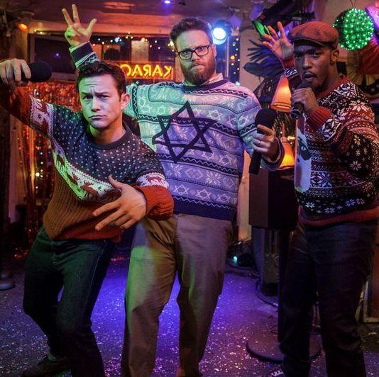 funny christmas moviescomedy christmas movies   the night before