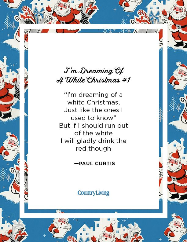 20 Funny Christmas Poems - Best