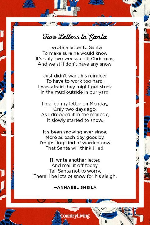 Hilarious Christmas Letters.20 Funny Christmas Poems Best Humorous Christmas Poems For
