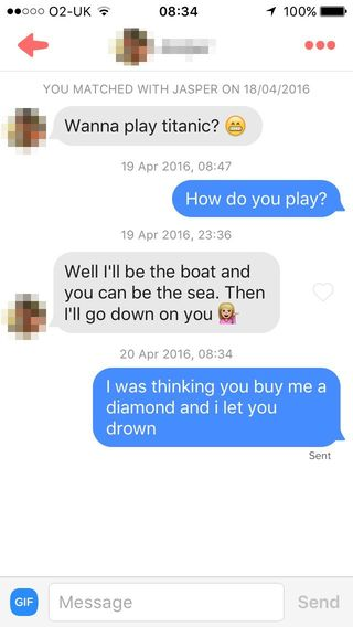 Witty sexual comebacks