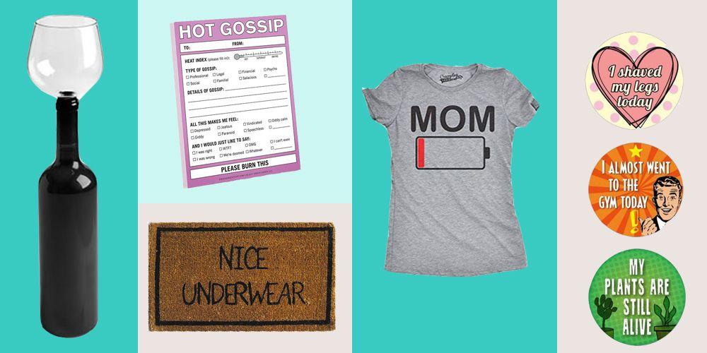 Strange xmas gifts for women