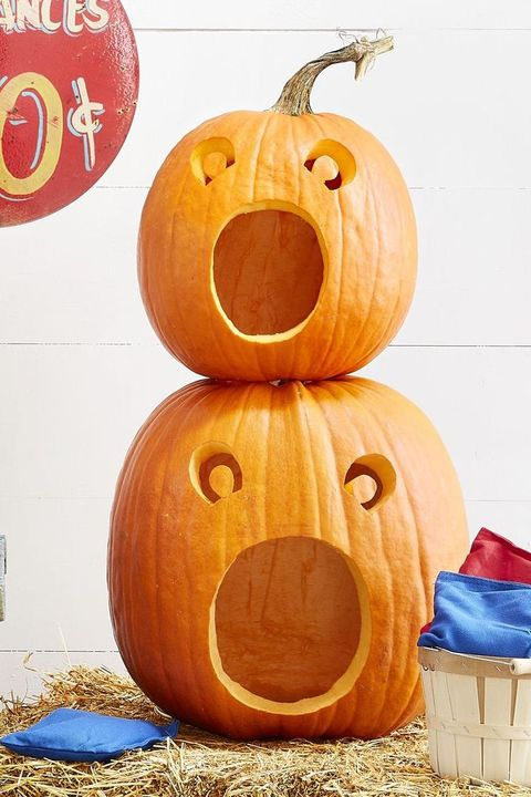 funny pumpkin carving ideas