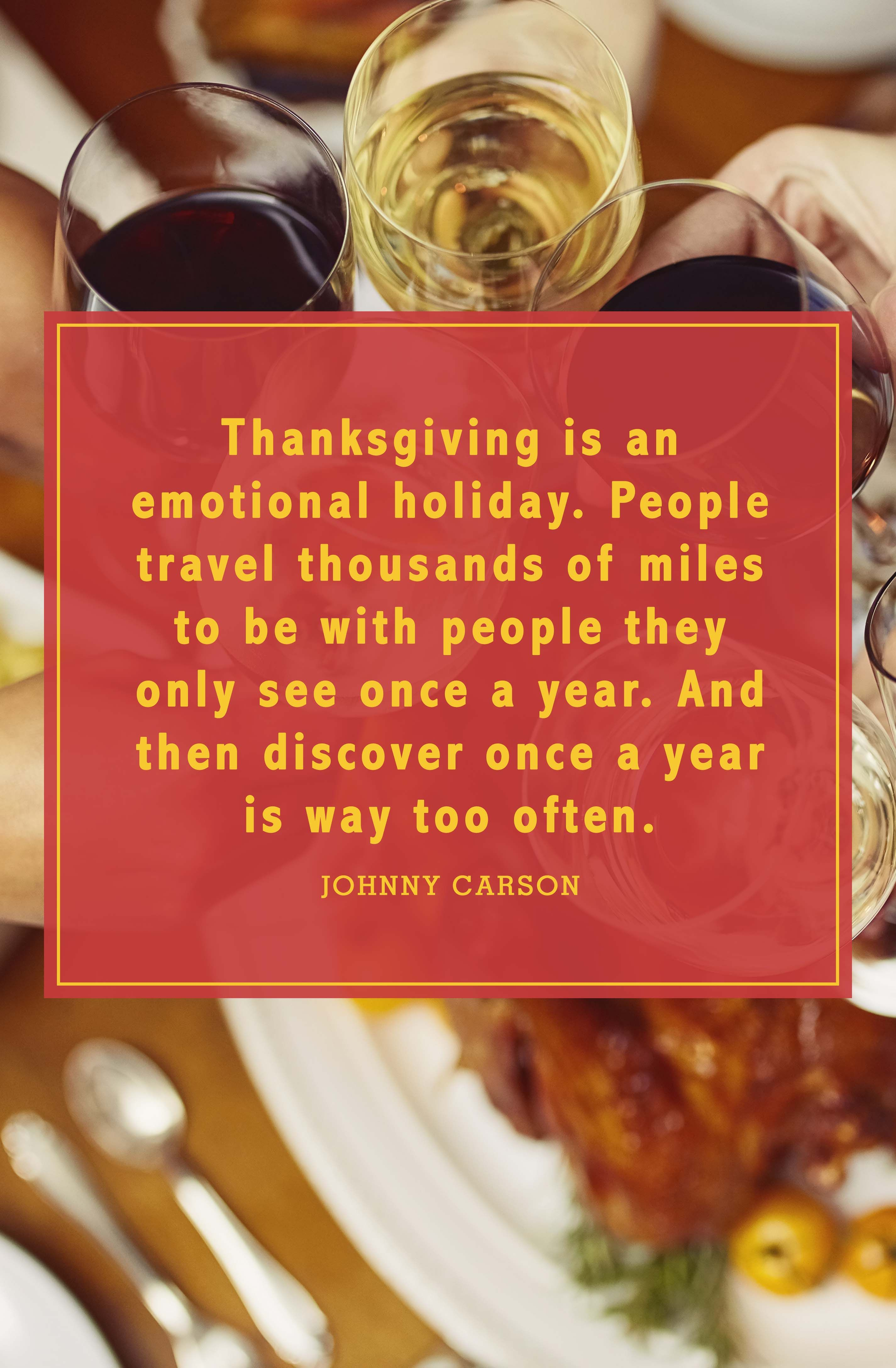 20 Funny Thanksgiving Quotes Short And Happy Quotes About