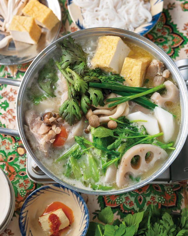 ベトナム料理 腐乳鍋
