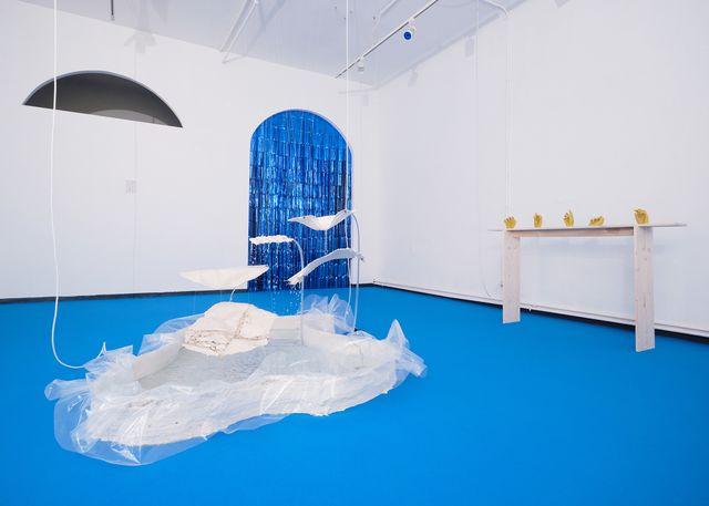 fuorisalone 2021, ultima installazione alla camp design gallery