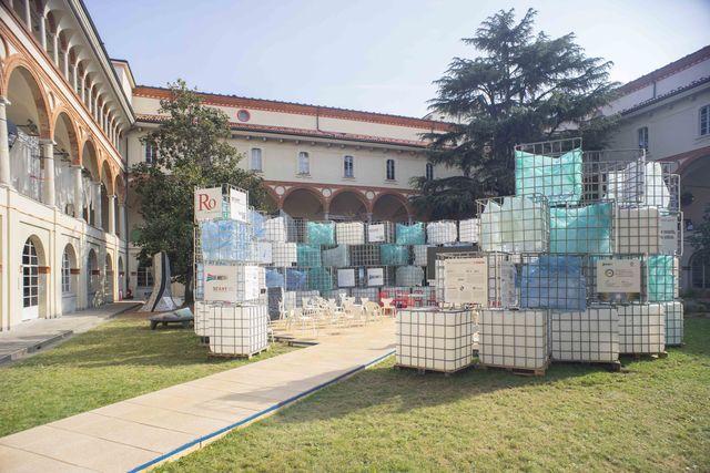 fuorisalone 2021, rossana orlandi al museo nazionale leonardo da vinci con roguiltlessplastic