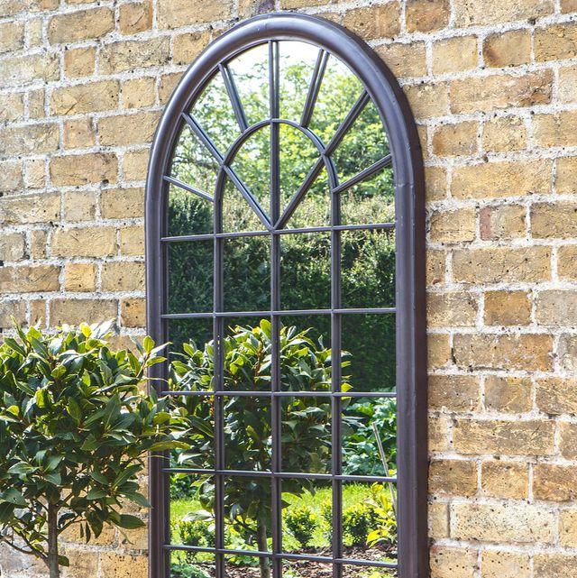 14 Best Garden Mirrors Stylish Outdoor Mirror Ideas