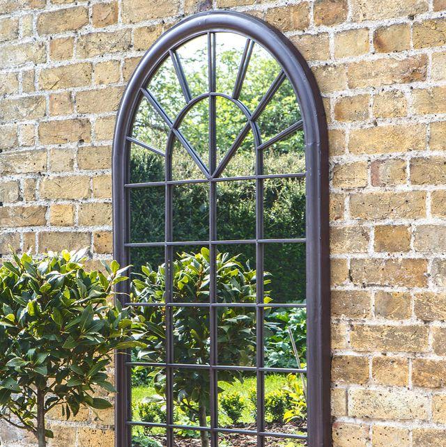 Stylish Outdoor Mirror Ideas