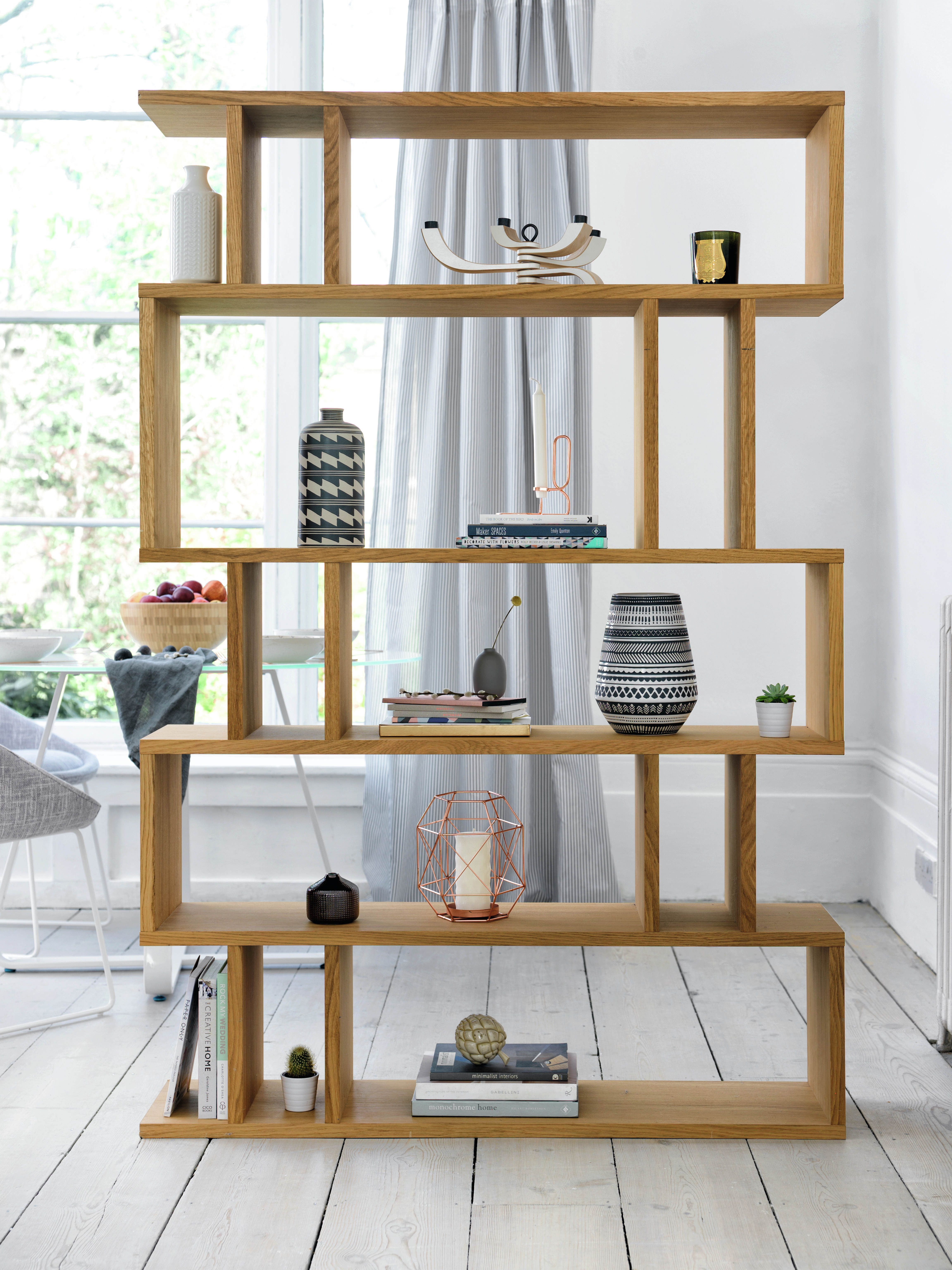 Content by Conran Elmari Tall Shelving, Furniture Village