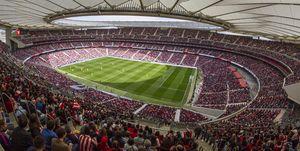 Atletico Madrid Femenino contra FC Barcelona Femenino Wanda Metropolitano