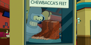 Futurama Star Wars