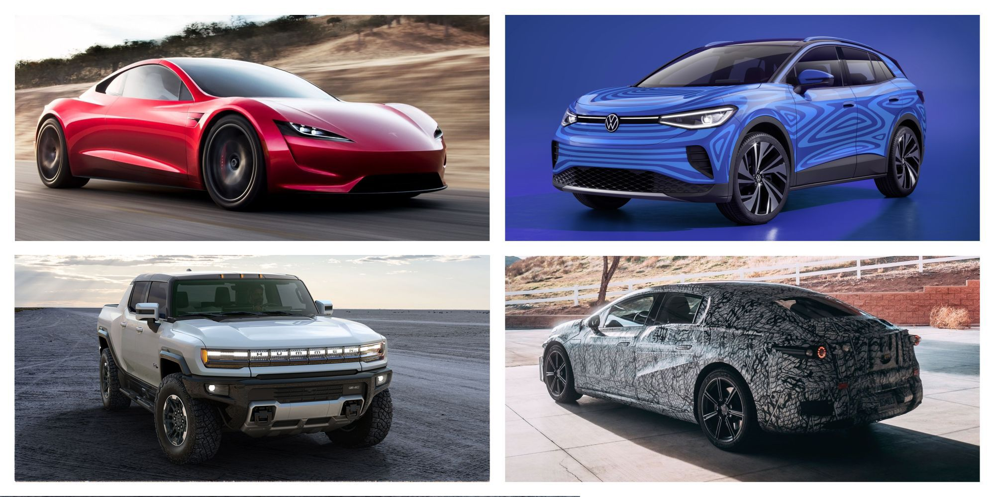 Future Evs Every Electric Vehicle Coming Soon