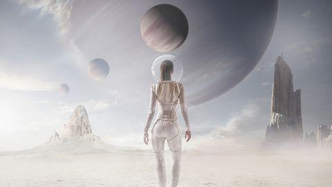 Is er leven buiten de aarde?