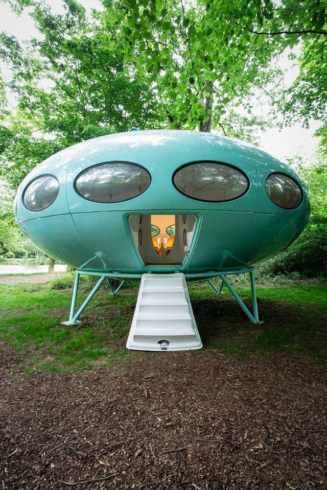 futuro house a marston park