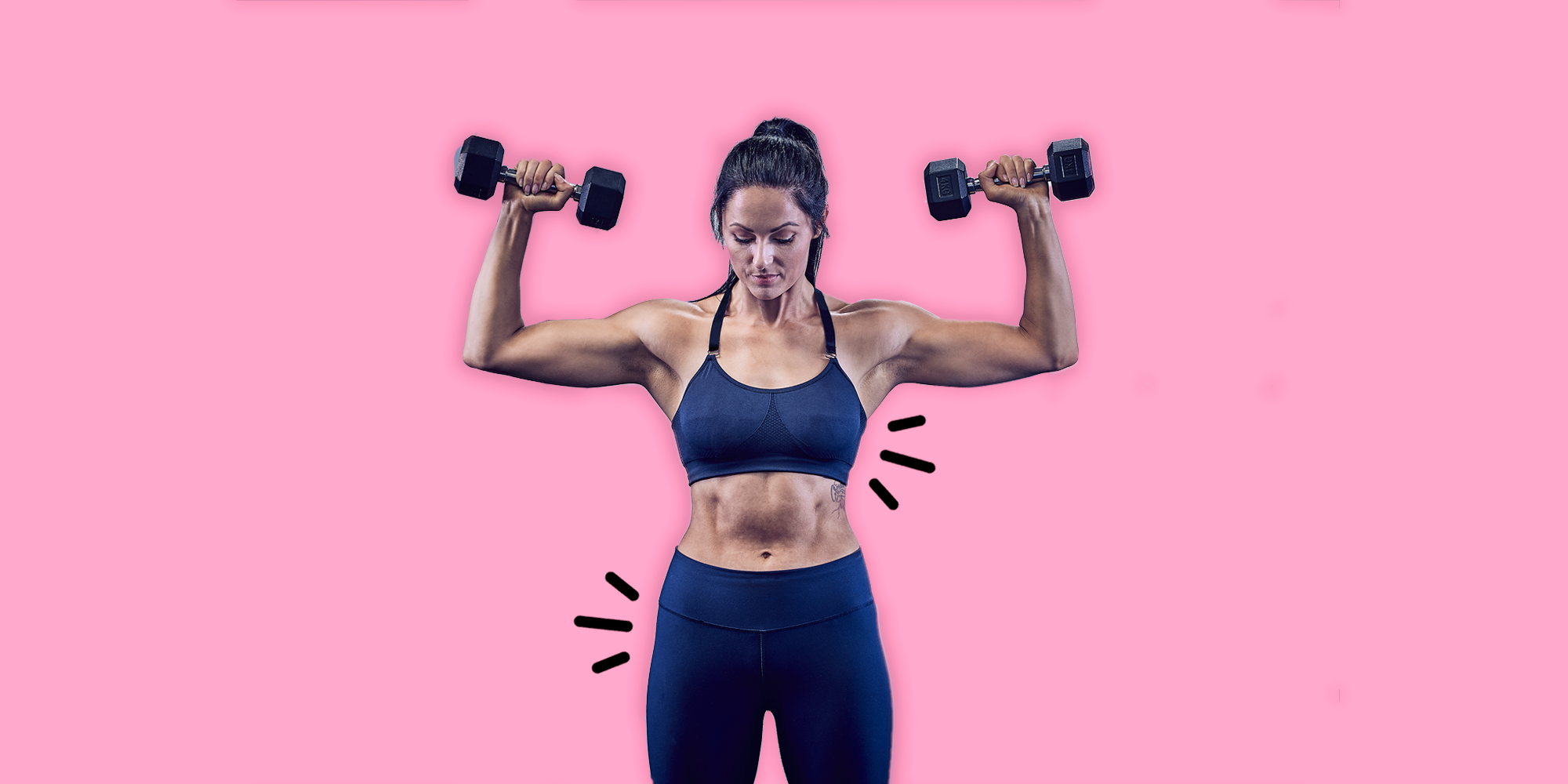 best free weight exercises for arms and shoulders