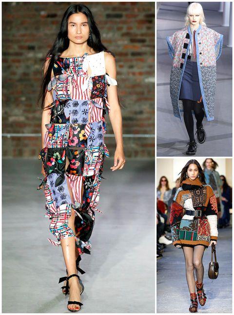Fashion model, Clothing, Fashion, Runway, Street fashion, Shoulder, Fashion show, Dress, Summer, Footwear,