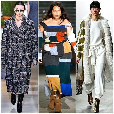 Clothing, Fashion, Fashion model, Street fashion, Footwear, Outerwear, Dress, Fashion design, Black-and-white, Shoe,
