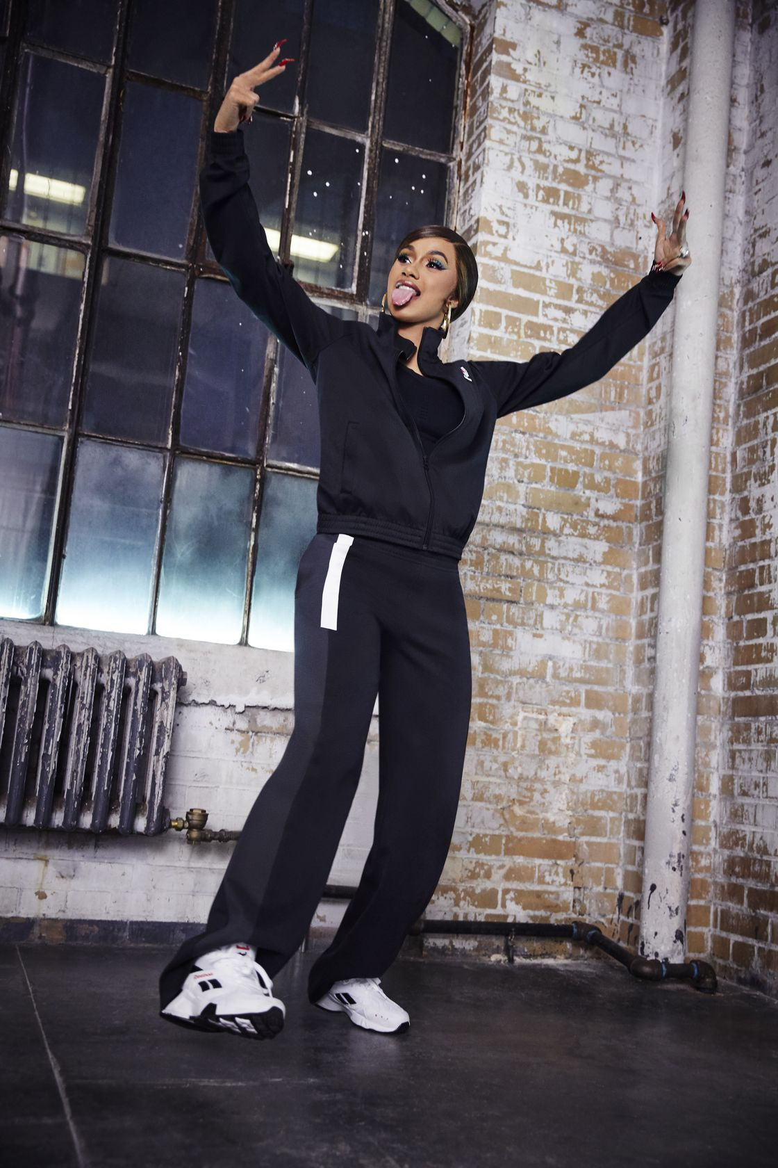 b39c2af2b7a7 Cardi B Has Officially Joined the Reebok Family - Cardi B and Reebok ...
