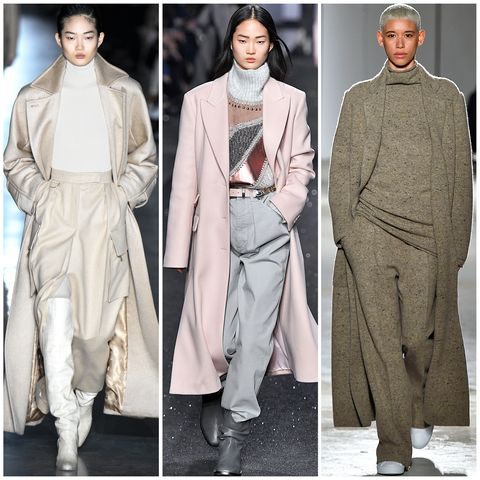 Clothing, Fashion, Fashion model, Overcoat, Outerwear, Coat, Haute couture, Trench coat, Fashion design, Beige,