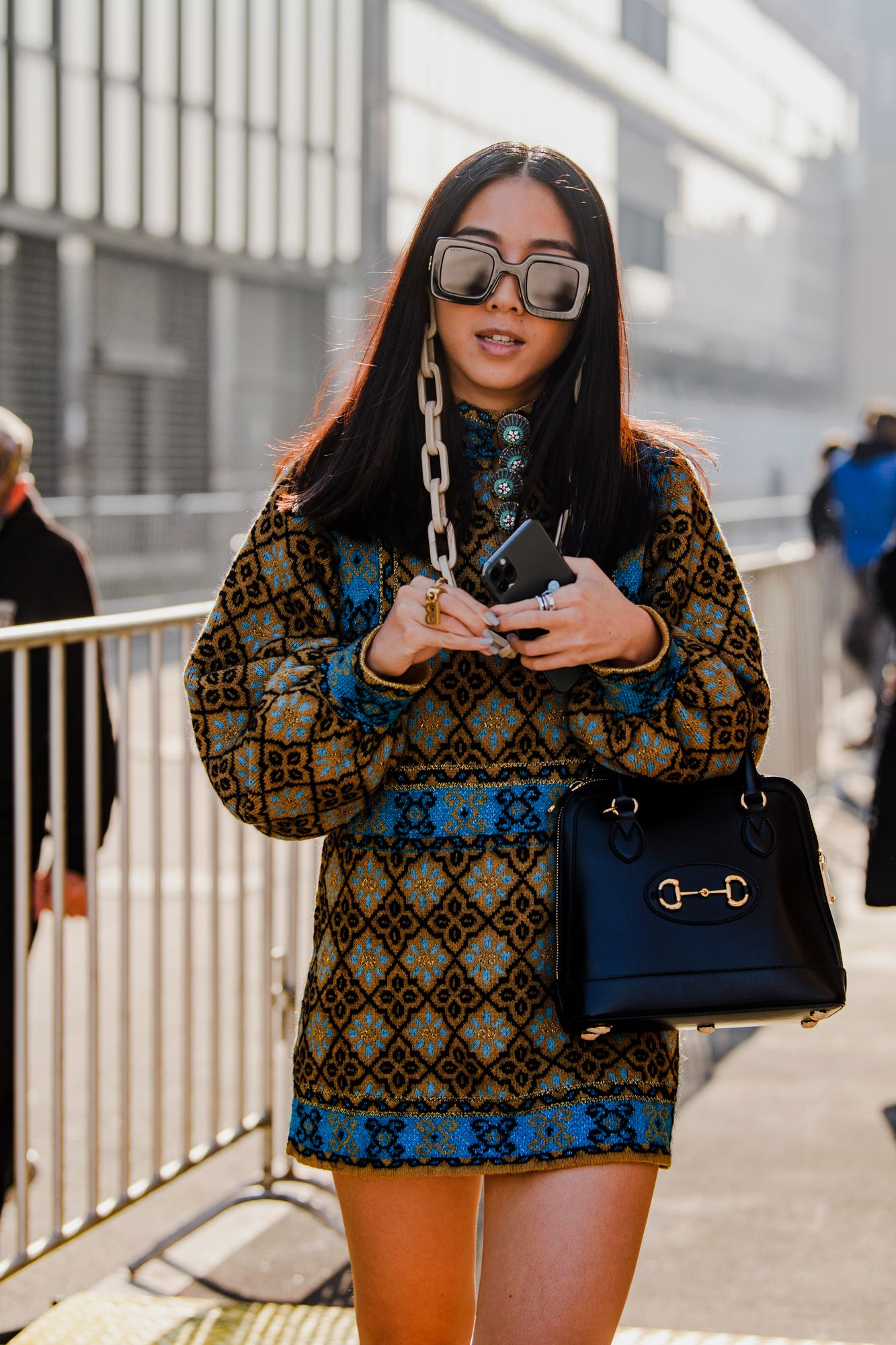 The Street Style From Milan Fashion Week Fall 2020