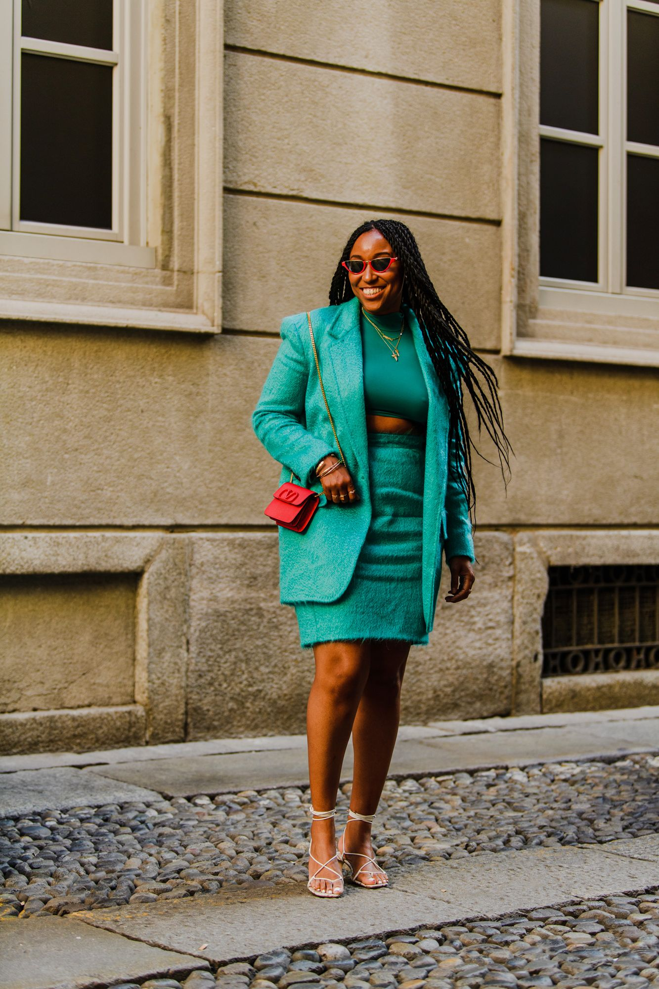 Street Style From Milan Fashion Week Fall 2020