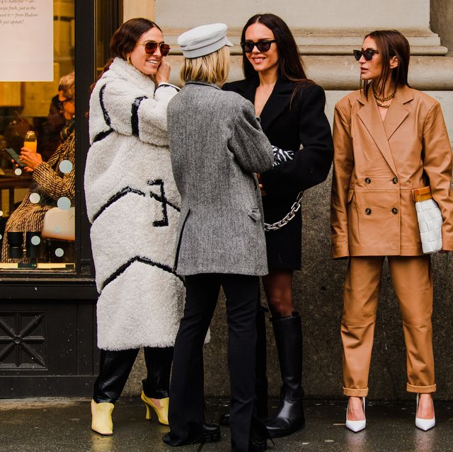 The Best Street Style Looks At New York Fashion Week Fall 2020