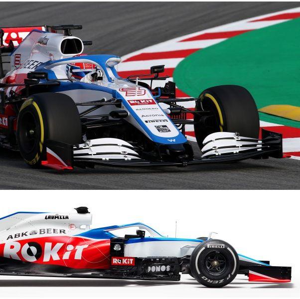 F1 2020 - Williams FW43