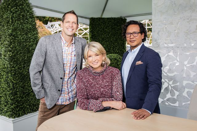 judges martha, chris, and fernando, as seen on clipped