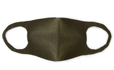 軍綠色口罩