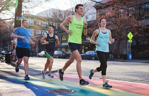Brooks Announces First Donations for LGBTQ+ Running Clubs