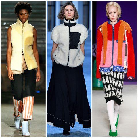 Clothing, Fashion, Fashion model, Street fashion, Footwear, Runway, Fashion design, Outerwear, Shoe, Winter,