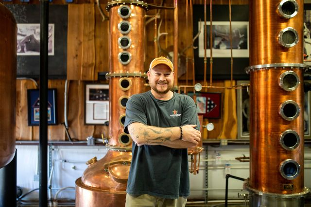 donnis todd garrison brothers distillery
