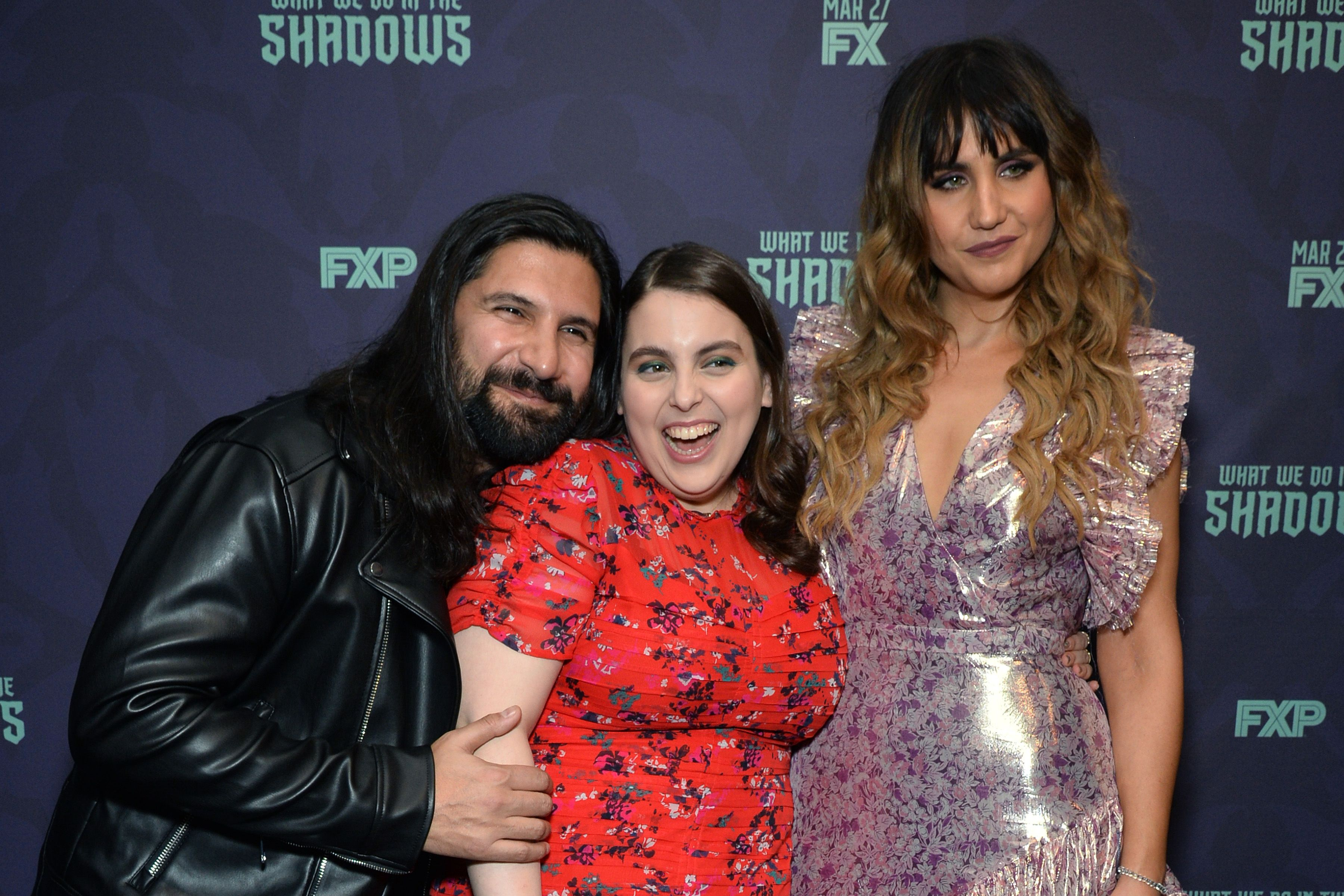 Behind the Scenes at the What We Do in the Shadows Premiere