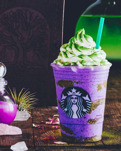 Starbucks Witch's Brew Frappuccino