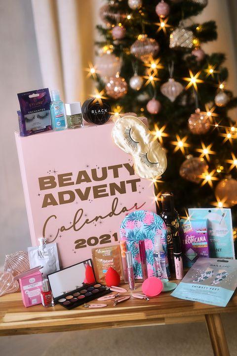 boohoo beauty advent calendar