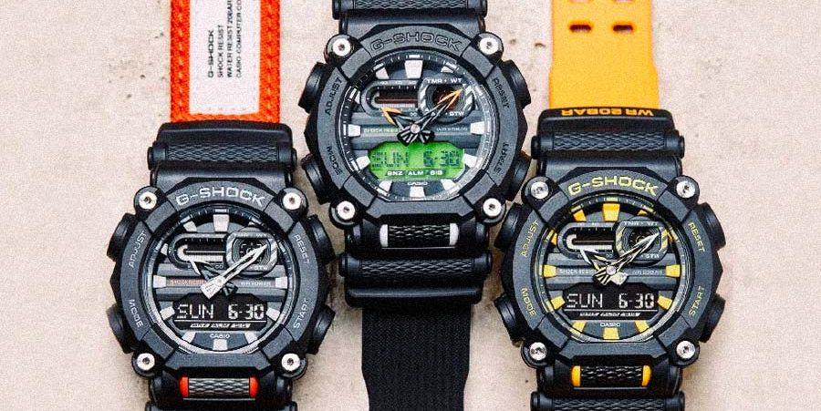 G-Shock's Newest Watches Are Ready for Anything
