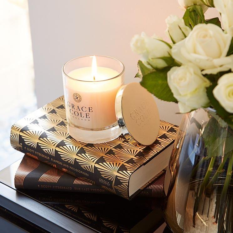 Grace Cole, 英國, 香氛, 蠟燭, 香氛蠟燭, 居家, 放鬆