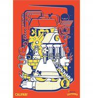 Marijuana strain poster G-13 from Califari