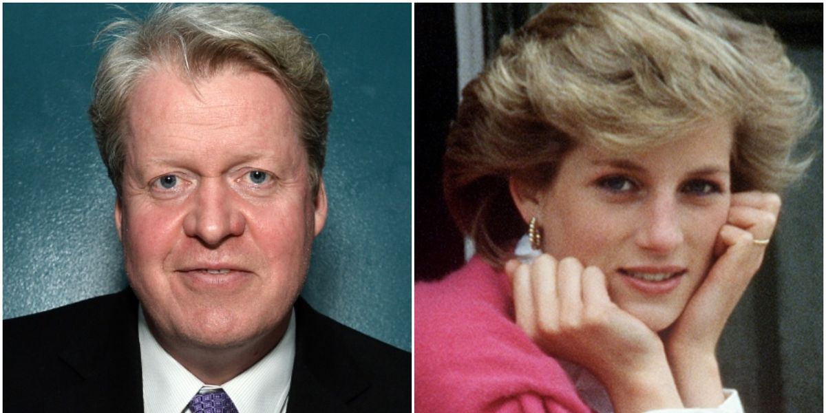 "Princess Diana's Brother Says ""The Crown"" Asked to Film at the Spencer Family Ancestral Home"