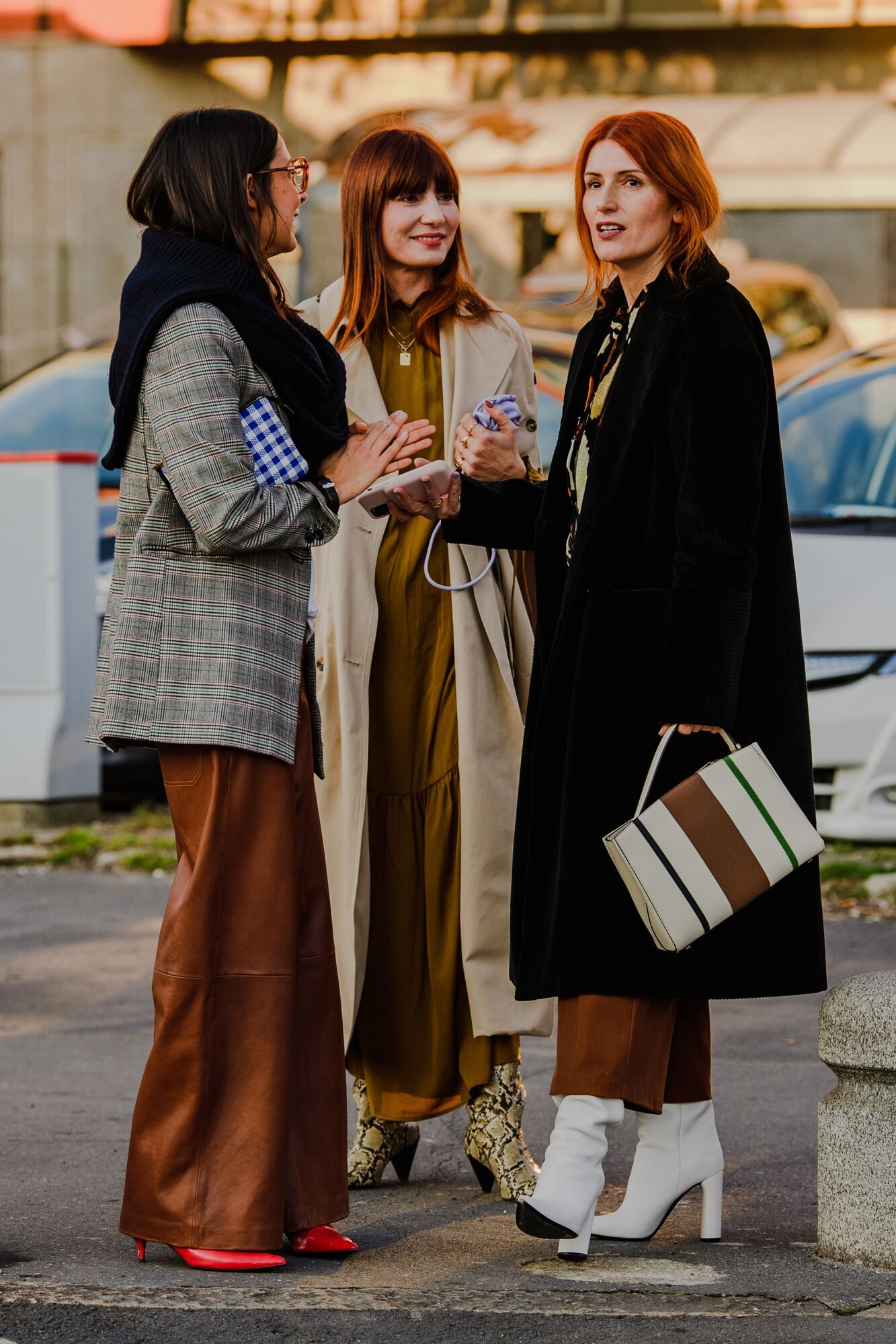 Milan Fashion Week Street Style Looks for Fall 2020