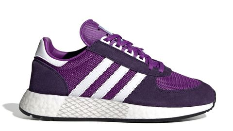 Shoe, Footwear, Sneakers, Violet, Product, Purple, Walking shoe, Outdoor shoe, Plimsoll shoe, Basketball shoe,