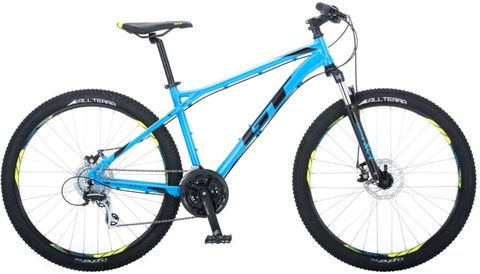 Mountain Bike Crankset >> Gt Aggressor Gt Laguna Entry Level Mountain Bikes On Sale