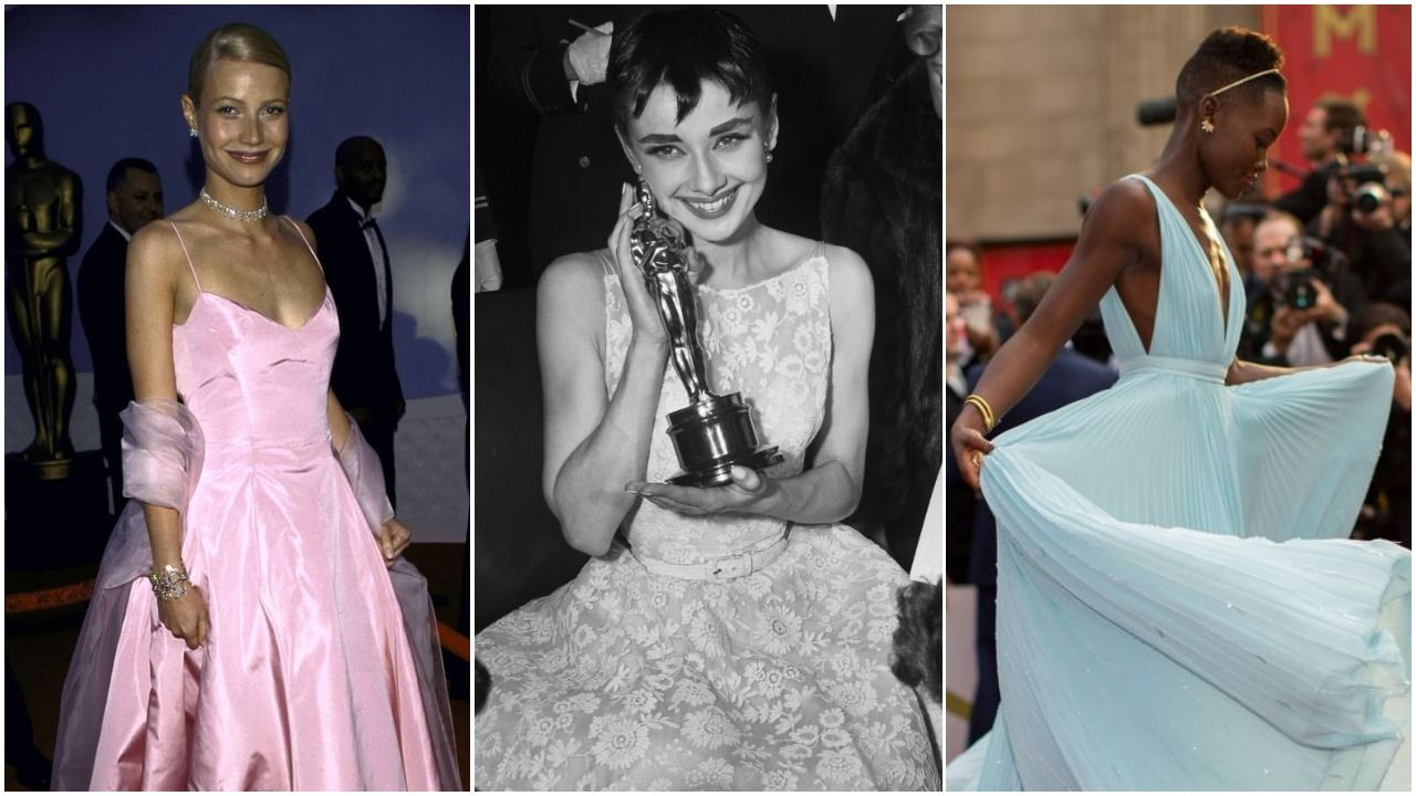 What 50 Celebrities Wore When They Won Their First Oscar