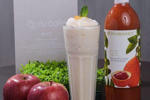 Food, Drink, Health shake, Juice, Vegetable juice, Smoothie, Ingredient, Non-alcoholic beverage, Strawberry juice, Aguas frescas,