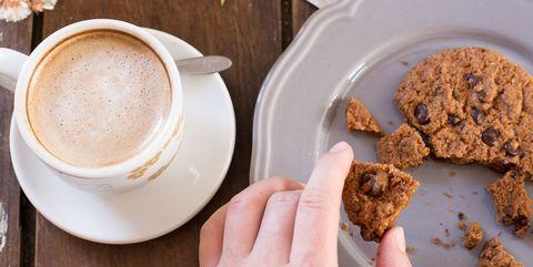 飲み方の差が食べ方にも影響