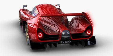 Land vehicle, Vehicle, Car, Red, Sports car, Race car, Automotive design, Model car, Supercar, Coupé,