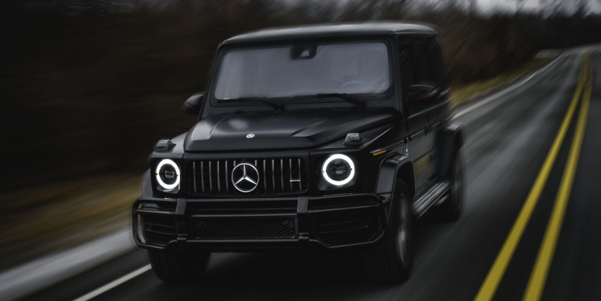 Toyota Suv Names >> 2019 Mercedes-AMG G63 – New G-Wagen is a Boxy Rocket
